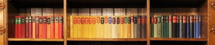 Boekenlijsten en boekenwinkel